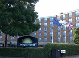 Days Hotel London-Waterloo