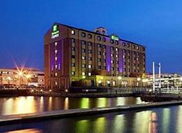 Holiday inn Express Salford Quays